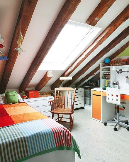 轻奢79平混搭三居卧室装修案例