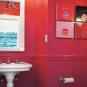 婚房卫生间设计效果图