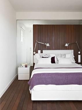 二居室简欧风格卧室装修效果图大全2014图片