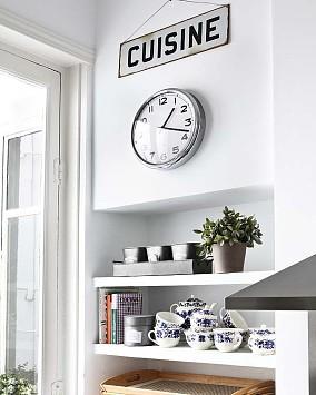 小三居欧式现代风格厨房装修效果图大全2014图片