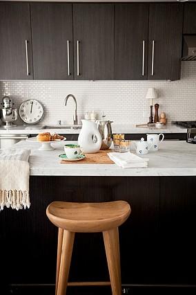 厨房橱窗装修效果图大全2012图片