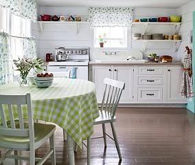 热门二居厨房混搭装修设计效果图片
