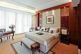 中式宜家家装效果图
