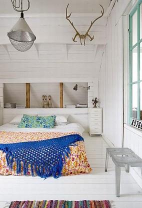 精选面积87平混搭二居卧室装修欣赏图片