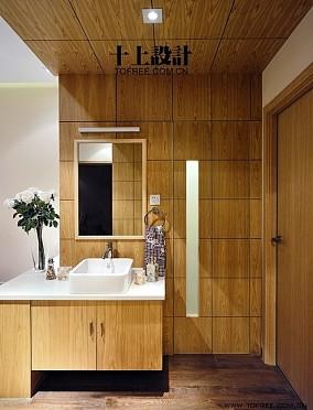 小户型卫生间混搭装修设计效果图片欣赏