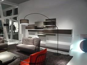 117平方四居客厅混搭装修图片