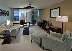 面积85平小户型客厅混搭实景图片欣赏