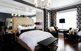 热门77平米二居卧室混搭装修图片