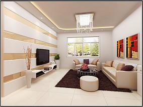 一居室改两居室客厅设计