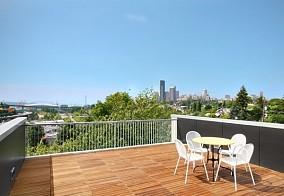 130万打造浪漫温馨欧式风格阳台装修效果图大全2012图片
