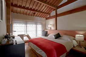 精选面积124平混搭四居卧室装饰图片欣赏