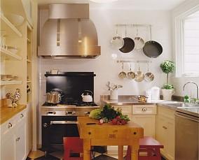 86平米二居厨房混搭装修欣赏图片大全