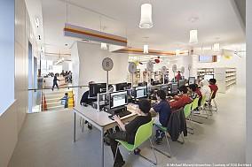 图书馆电子阅览室设计