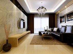 精美混搭3室装修设计效果图片104平