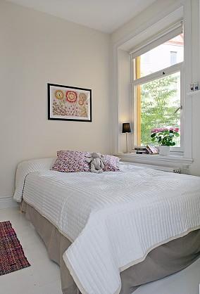 热门85平米混搭小户型卧室装修图