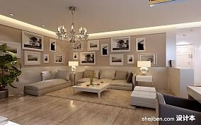 结婚新房客厅布置