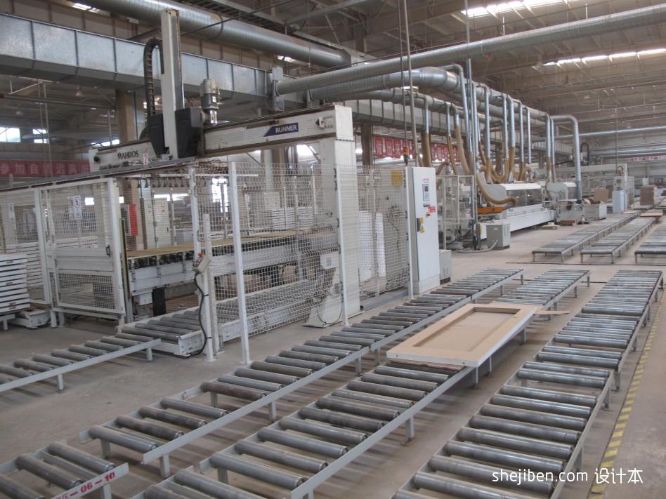 加工厂装修效果图商业展示其他设计图片赏析