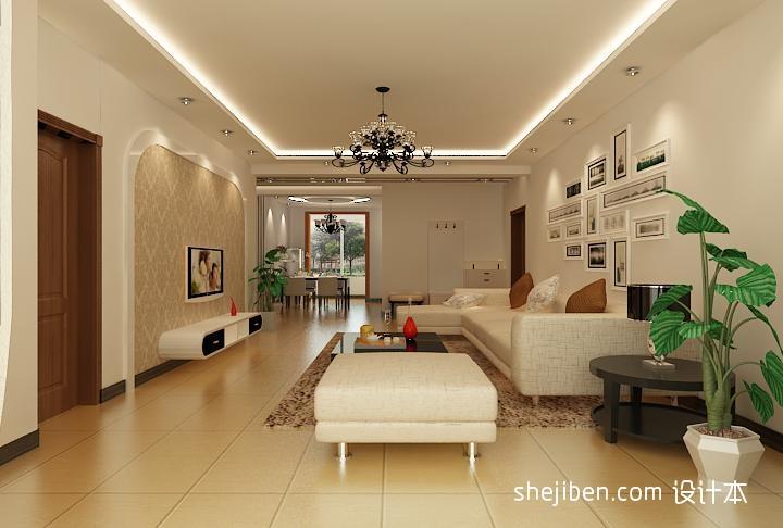 精美面积80平小户型客厅混搭装修效果图片大全客厅潮流混搭客厅设计图片赏析