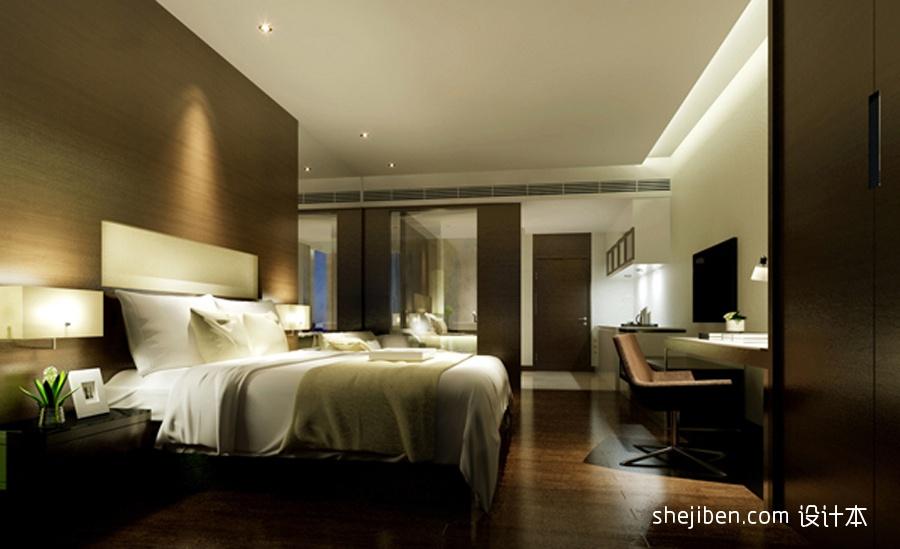 客房酒店空间设计图片赏析