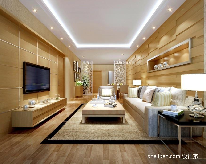 精美85平混搭二居装修效果图片欣赏客厅潮流混搭客厅设计图片赏析