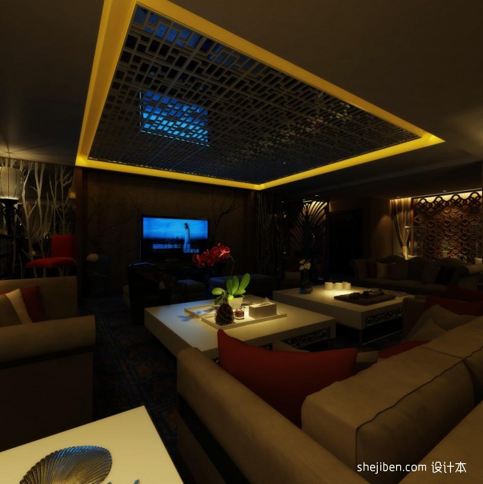 KTV娱乐空间其他设计图片赏析