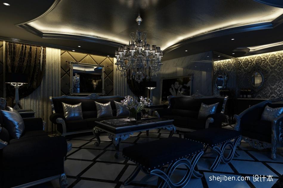 豪华ktv装修装饰效果图娱乐空间其他设计图片赏析