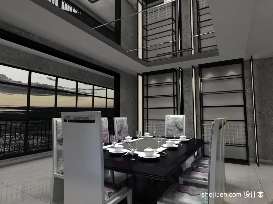 简洁79平混搭复式客厅图片欣赏客厅潮流混搭客厅设计图片赏析