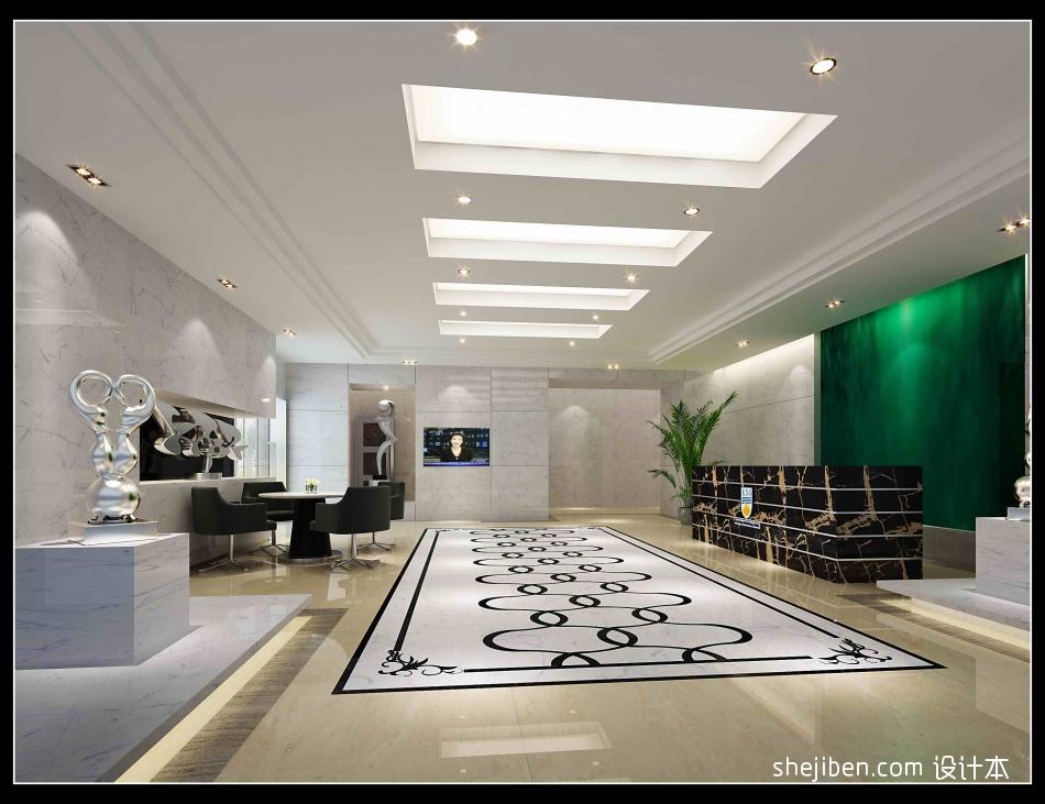 过厅02售楼中心其他设计图片赏析