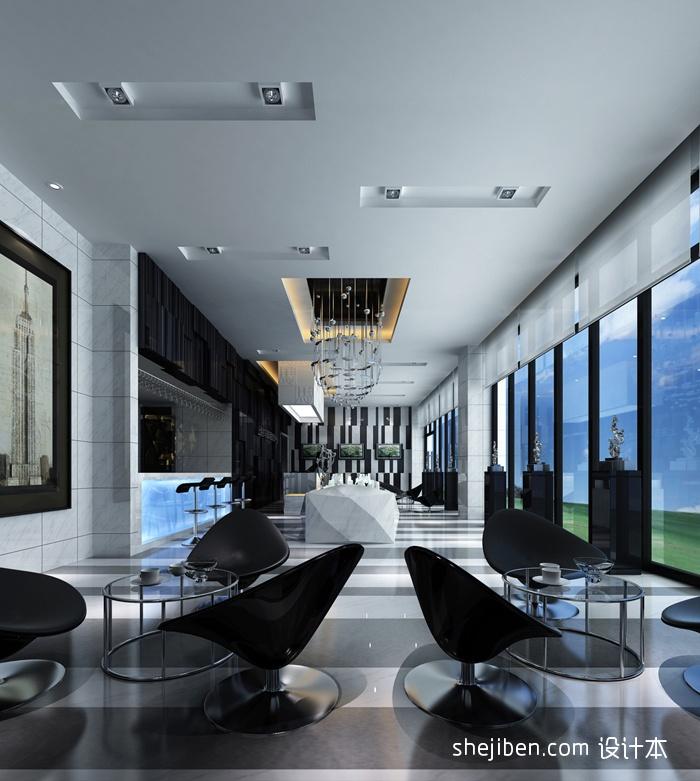 大厅售楼中心其他设计图片赏析