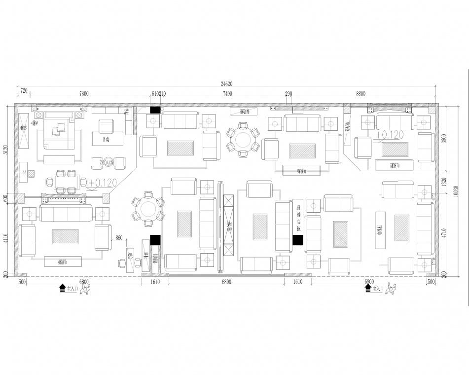 平面购物空间其他设计图片赏析
