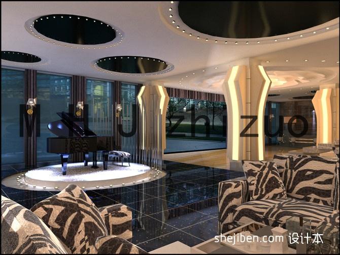 106.1平精美混搭客厅装修实景图客厅潮流混搭客厅设计图片赏析