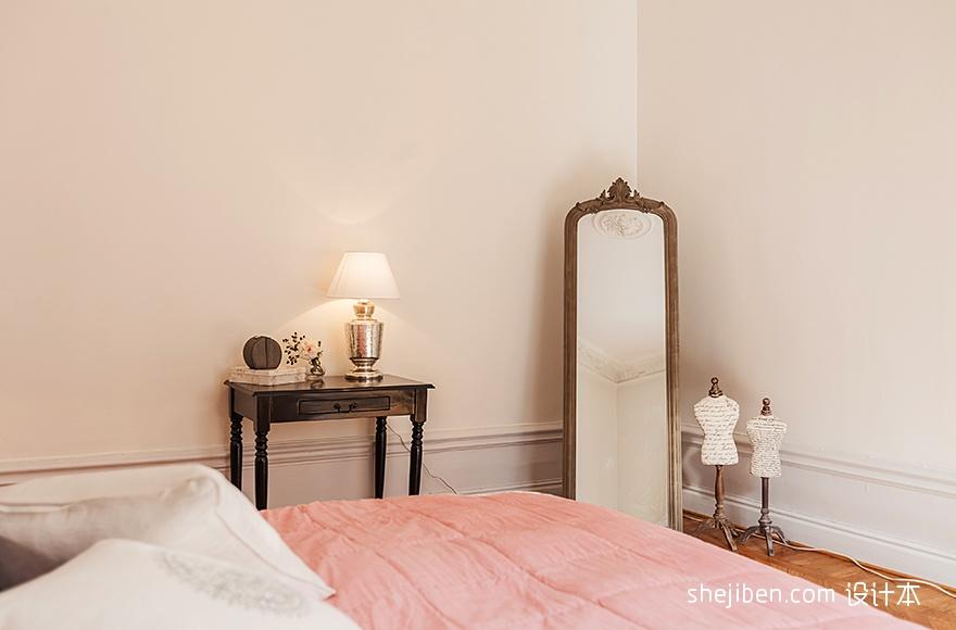 2018精选135平米四居卧室混搭效果图卧室潮流混搭卧室设计图片赏析