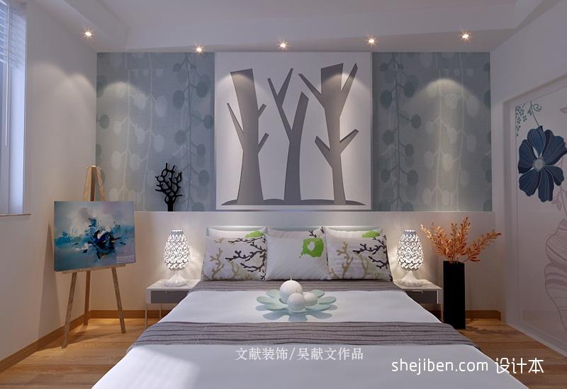 浪漫340平混搭样板间儿童房装饰图卧室潮流混搭卧室设计图片赏析