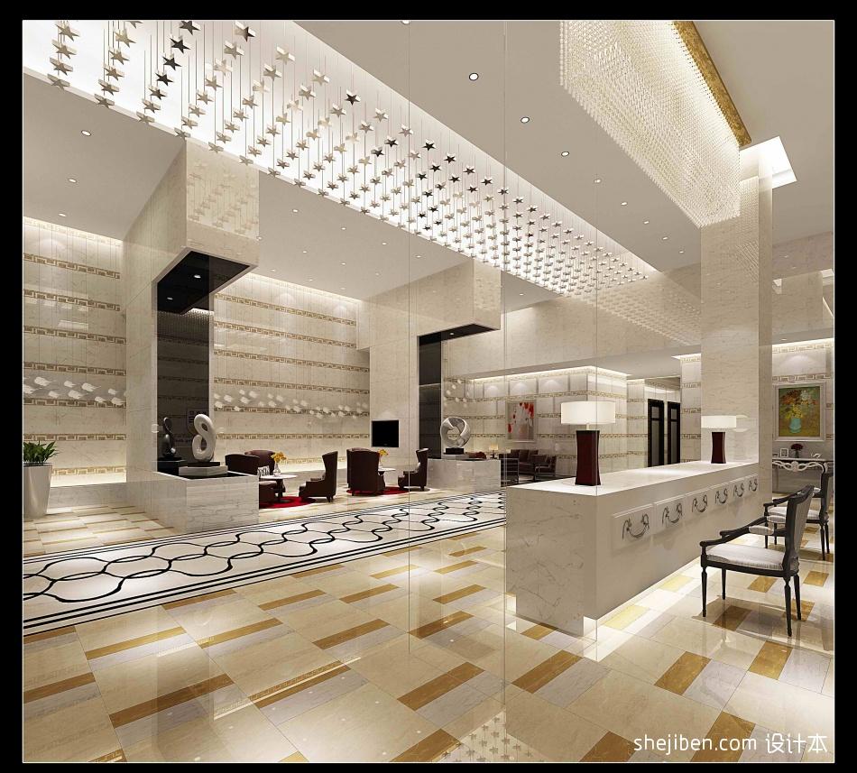 大厅02售楼中心其他设计图片赏析