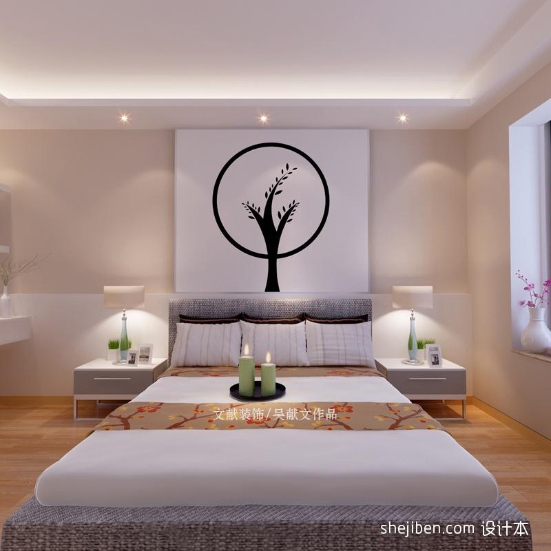 浪漫261平混搭样板间卧室装潢图卧室潮流混搭卧室设计图片赏析