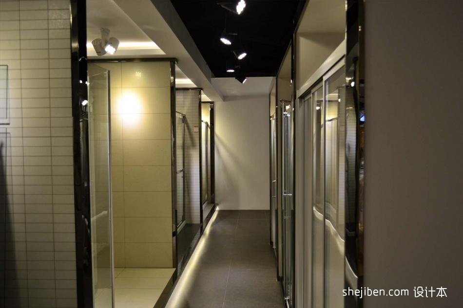 内走廊购物空间设计图片赏析