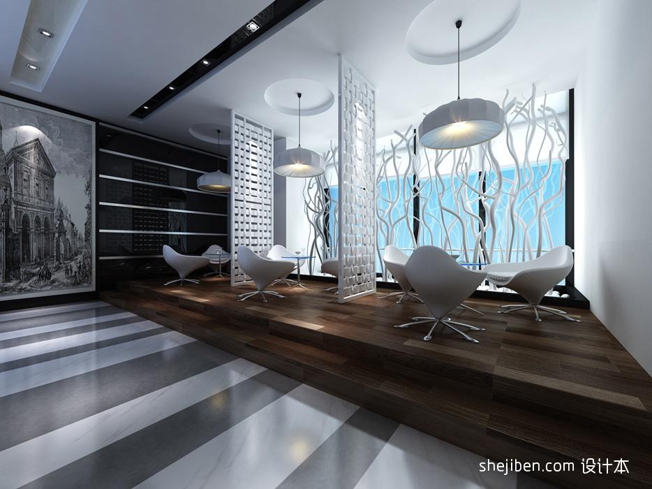 洽谈区个性洽谈椅效果图售楼中心其他设计图片赏析