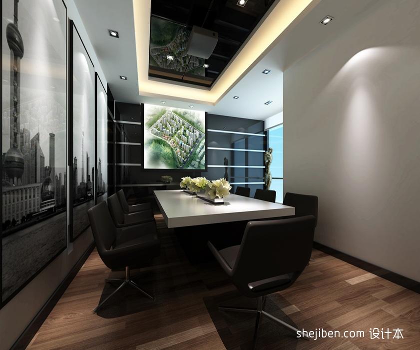 会议室洽谈桌效果图售楼中心其他设计图片赏析