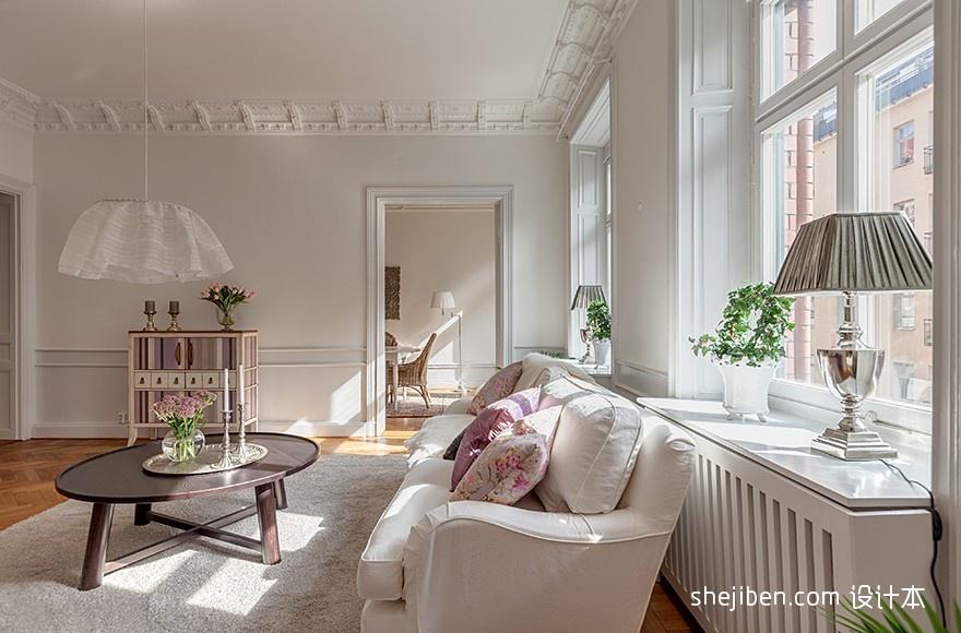 2018精选大小133平混搭四居客厅装修设计效果图客厅潮流混搭客厅设计图片赏析