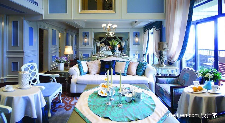 新古典客厅家具装修效果图其他设计图片赏析