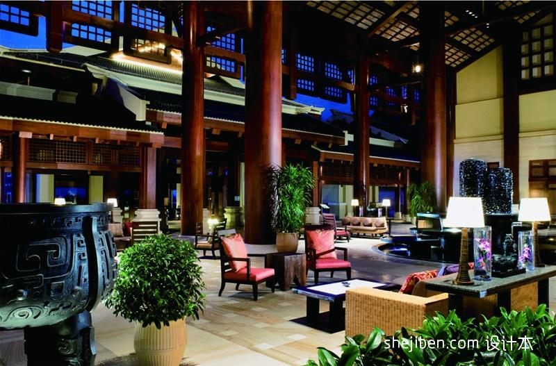 内景02酒店空间其他设计图片赏析