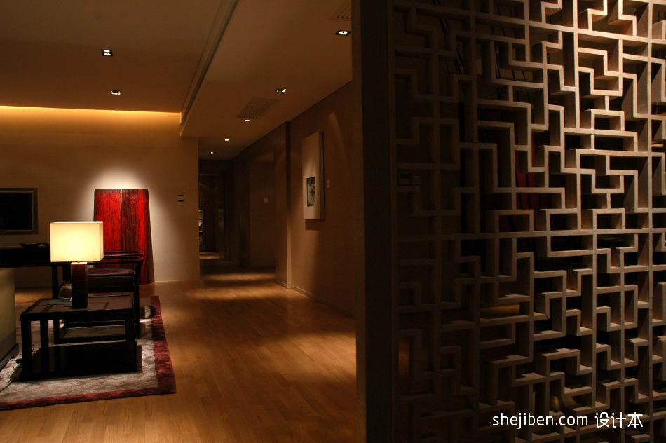 2018大小113平别墅客厅混搭装修图片大全客厅潮流混搭客厅设计图片赏析