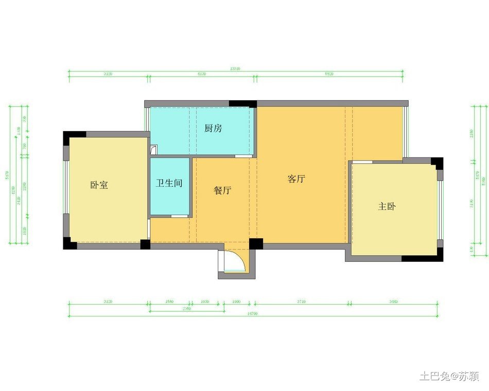 91平大小混搭三居装饰图片大全客厅潮流混搭客厅设计图片赏析