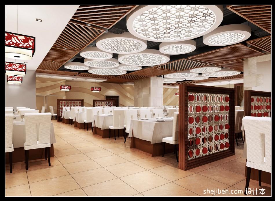 方案效果展示就餐大厅餐饮空间其他设计图片赏析