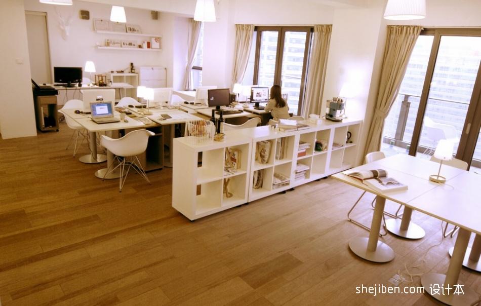 朱志康空间规划办公室办公空间设计图片赏析