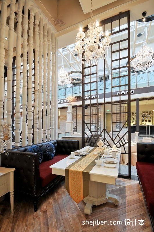 5餐饮空间设计图片赏析