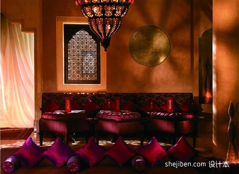 内景12酒店空间其他设计图片赏析