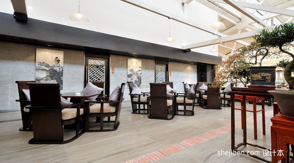 20餐饮空间设计图片赏析
