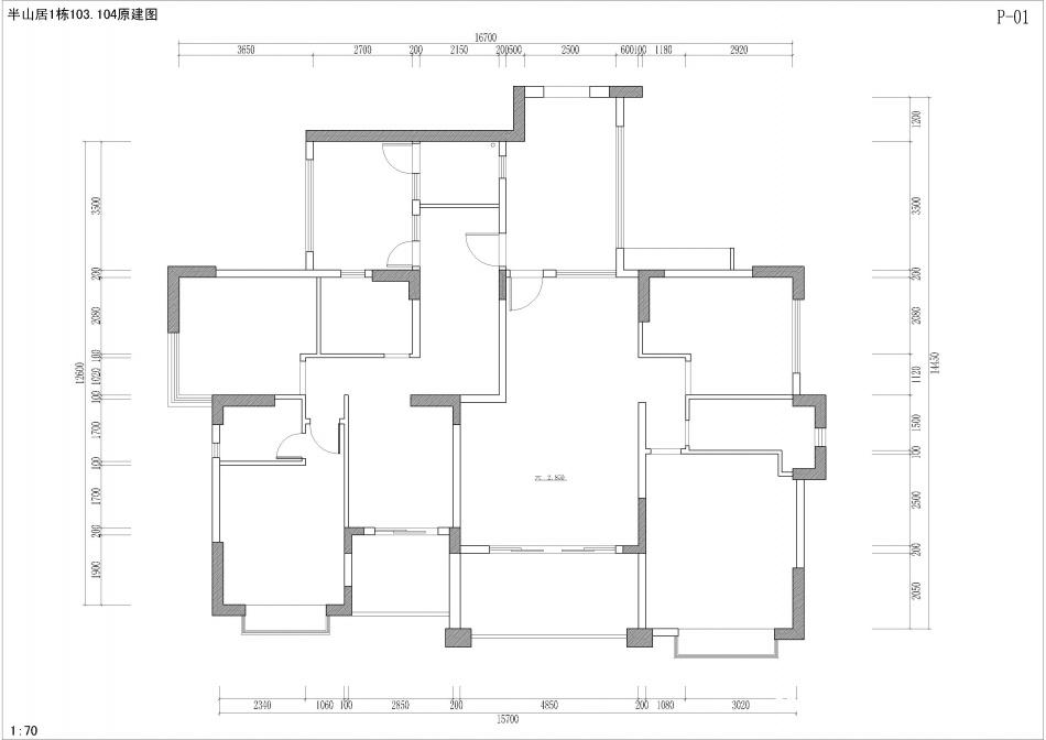 典雅132平混搭四居客厅装修设计图潮流混搭设计图片赏析