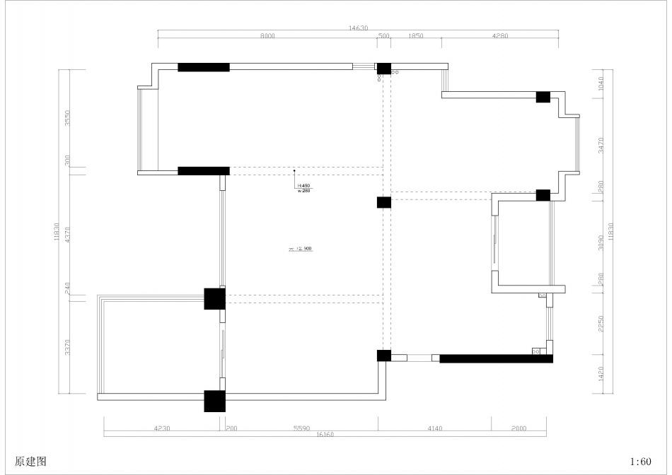 精美76平方二居客厅混搭装修效果图片欣赏客厅潮流混搭客厅设计图片赏析